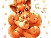 Kawaii Vulpix Baby