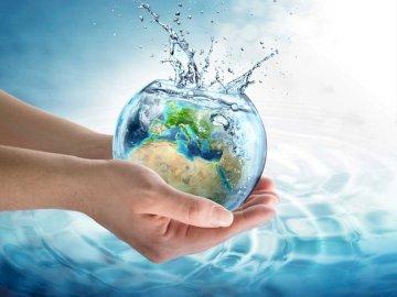šetříme vodu