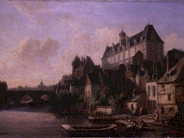 La città di Laval - Città di Laval nel XIX secolo