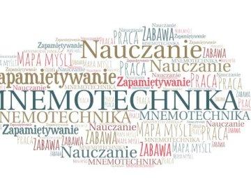 mnémotechnique - nuage de mot mnémotechnique