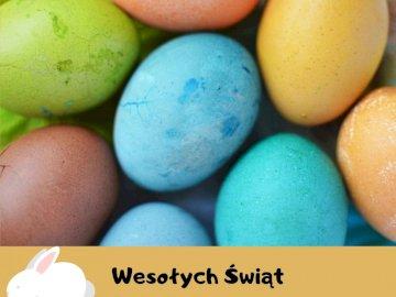 Życzenia Wielkanocne - Kartka Wielkanocna - życzenia dla czytelników