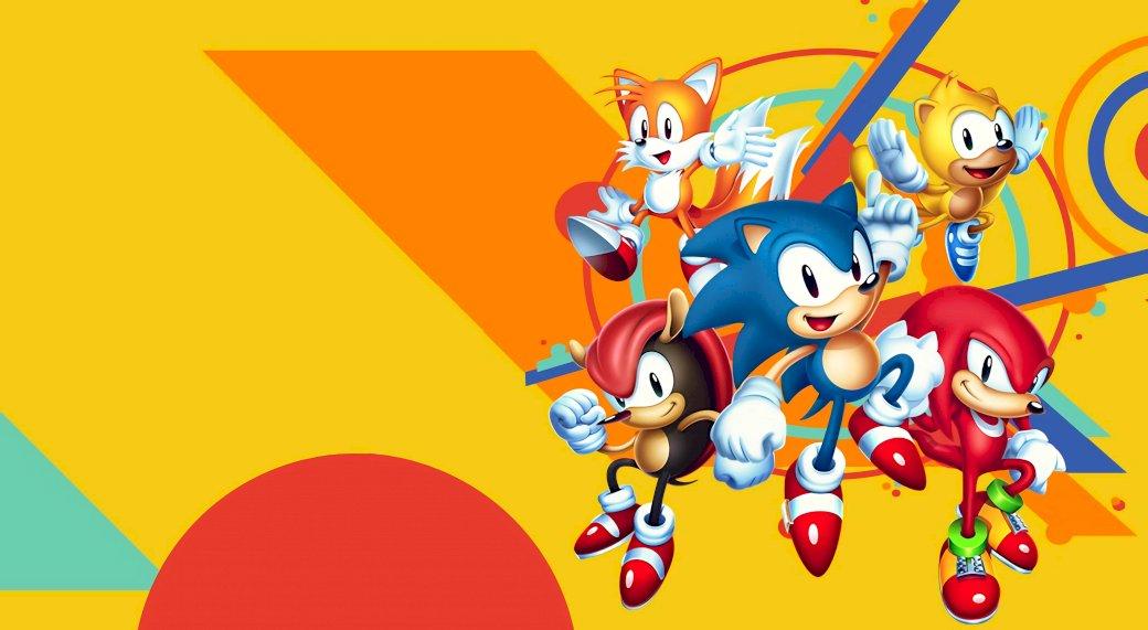 Sonic Mania Plus - Najlepsza gra! Najlepsza gra (10×10)