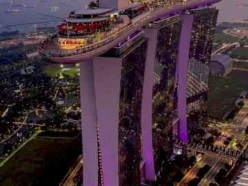 Singapore - oh oh oh oh oh oh oh oh oh oh