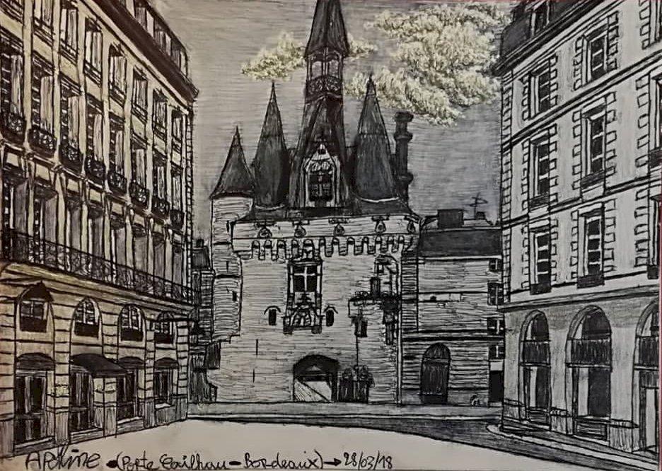 Bordeaux online pussel