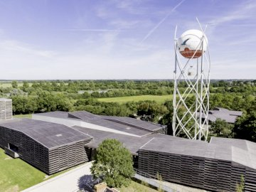 Cordemais aerial view - Cordemais aerial view
