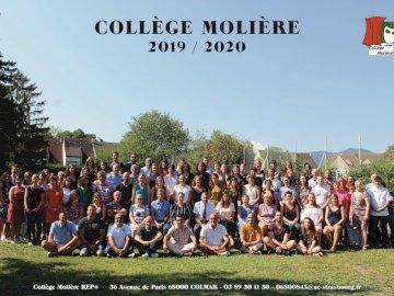 Sebastian - Colegio Moliere team 2019/2020