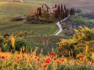 Tuscany - Italy - oh oh oh oh oh oh oh oh oh