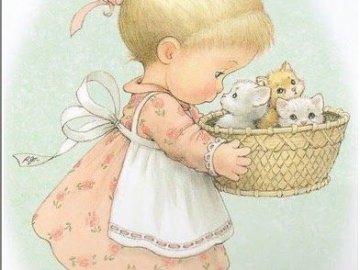 moje malé koťátka - moje malé koťátka