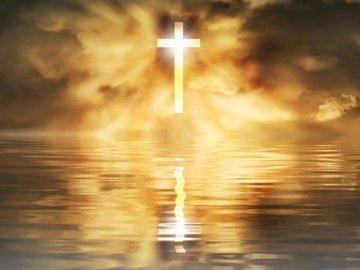 das heilige Kreuz unseres Herrn Jesus - das heilige Kreuz unseres Herrn Jesus Unser Herr Jesus ist auferstanden Unser Herr Jesus ist auferst