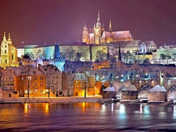 Beau paysage de Prague - Beau paysage de Prague