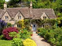 Op het Engelse platteland