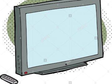 Telewizja - Rysunek telewizyjny