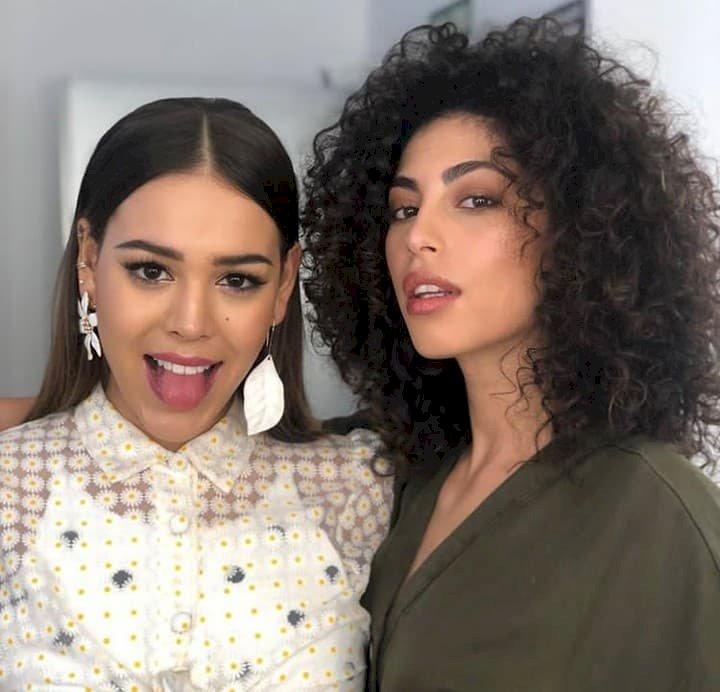 Lucrecia a Nadia - Lucrecia a Nadia ze školní série pro elitu (5×5)