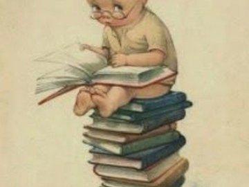 náš malý knihomol, à vše přečetl - náš malý knihomol, à vše přečetl