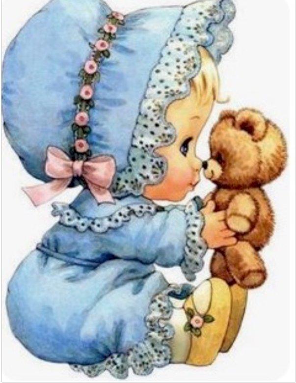 ty můj malý medvídku