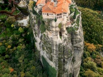Grèce  - incredible places on Earth Meteora