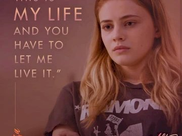 Tessa Young - Tessa Young from the movie After