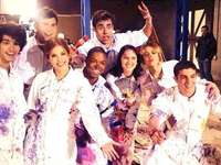 Violetta - Violetta - Argentine television series created by Pol Producka in cooperation with Disney Channel br