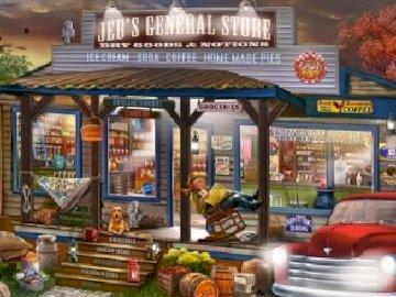 American store. - American store ....
