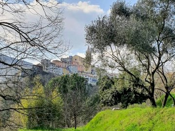 Village of Tales - The town of Contes is located in the Alpes Maritimes, in the Paillon valley.