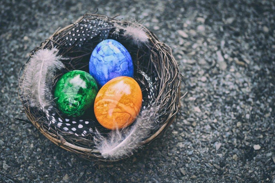 Húsvéti tojás online rejtvény