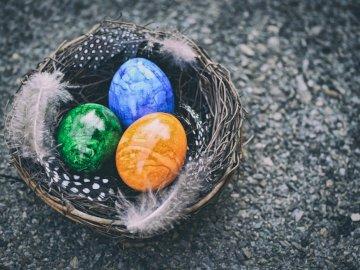 Oeufs de Pâques - Oeufs, oeufs de Pâques, vacances, puzzle