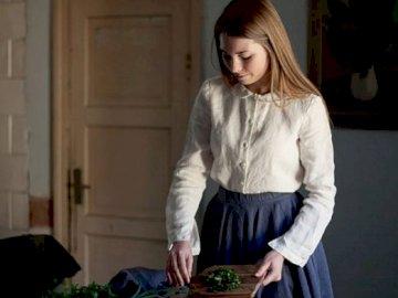 ragazza casalinga - alcune donne sposano case
