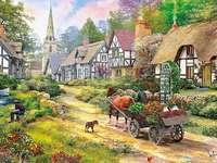 Αγροτικός οικισμός.