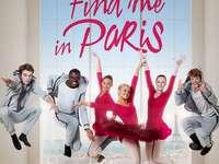 találj Párizsban