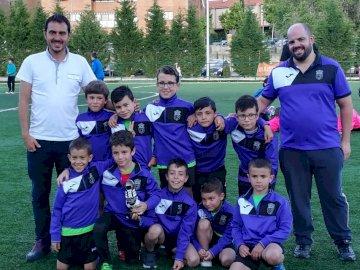 D.C. Zaratán Sport - Echipa turneului campionilor Valladolid
