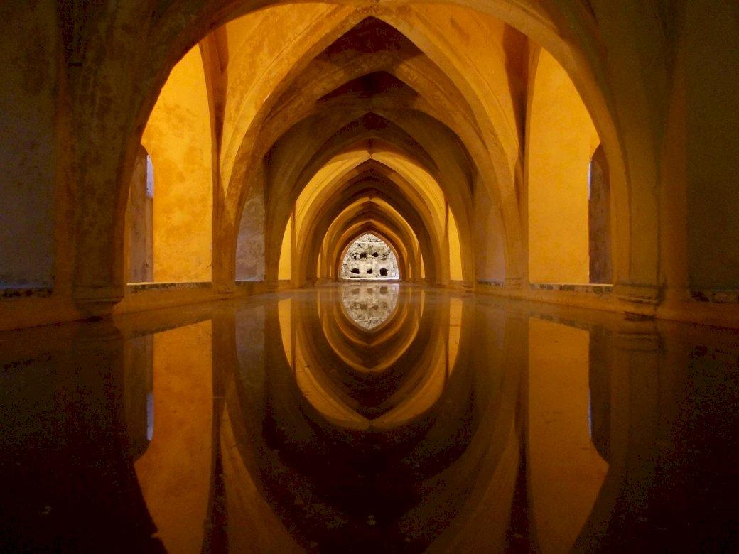Alcázar de Sevilla rompecabezas