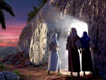 Leeg graf kl6 - opstanding van de Heer Jezus leeg graf van de opstanding Leeg graf kl6