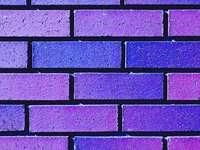 lila, violett