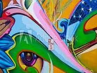 Graffiti. - Графитно изображение.