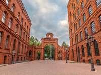 Łódź фабрика