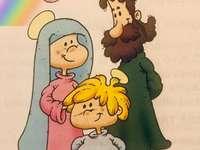 Jesus familj