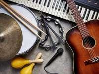 Instrumenty muzyczne