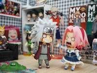 Jiraiya a Sakura - Jaká stará věc, udělal znovu chybu!