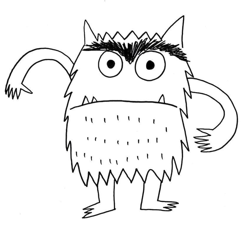 Ядосано чудовище - Гневно чудовище (3×2)
