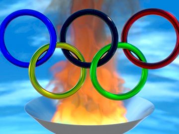 Olympic symbols - symbols of the olympic games