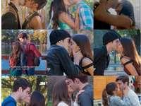 Bia Serial Disney kanál Bia i Manuel (Binuel) - Binuel - vztah mezi Beatriz Urquizou a Manuelem Quemolou.