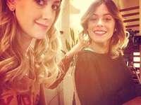 """Violetta Castillo and Ángeles """"Angie"""" Carrará - Violetta Castillo and Ángeles """"Angie"""" Carrará"""