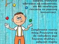 Învață să jonglezi cu coechipierul tău