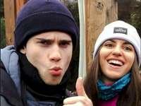 Bia Serial Disney kanál Bia i Manuel (Binuel) - Binuelský vztah mezi Beatriz Urquizou a Manuelem Quemolou.