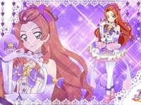 西 園 寺 - 第 故事 第 4 部 其他 角色 , 星光 的 的 稱為 完美 的 女士 」。 從 Dreamy Cro