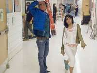 Troy and Gabriella - Troy and Gabriella from the movie HIGH SCHOOL MUSICAL