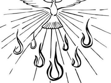 Duch Święty - Zstąpienie Ducha Świętego