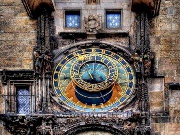 Orologio di Praga. - Repubblica ceca. Orologio di Praga.