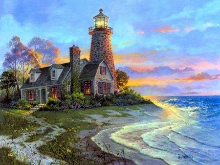 Ζωγραφική - Art. Ζωγραφική. Από τη θάλασσα (12×8)