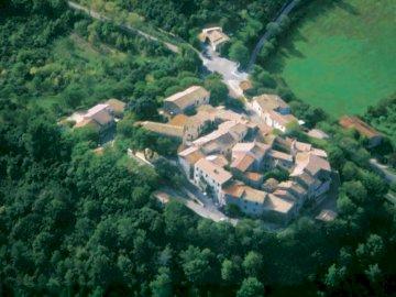 Mairie de Combaillaux - Combaillaux vu du ciel